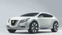 Suzuki Kizashi 2 Concept