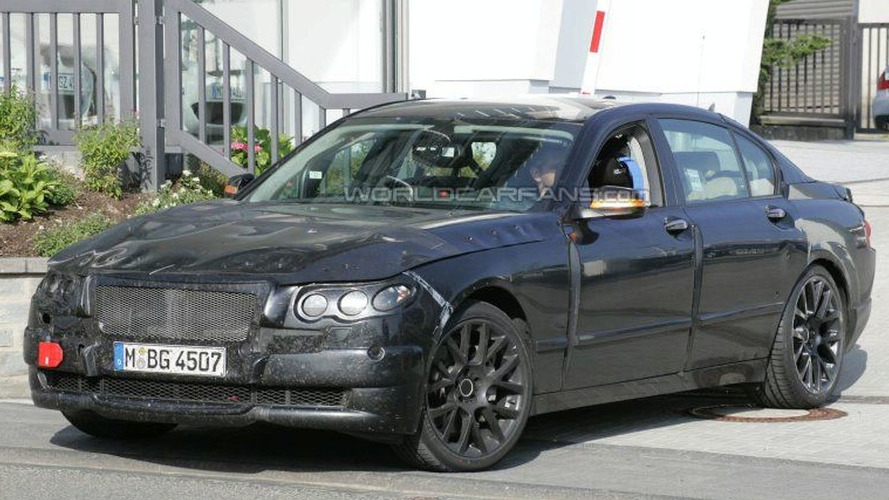 Next BMW 7 Series Spied