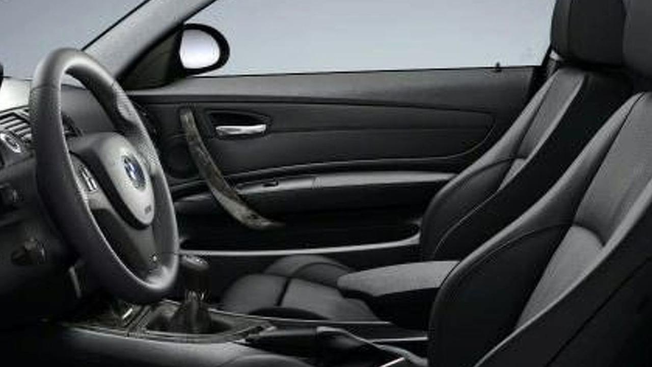 Screenshot of a BMW 135i configuration