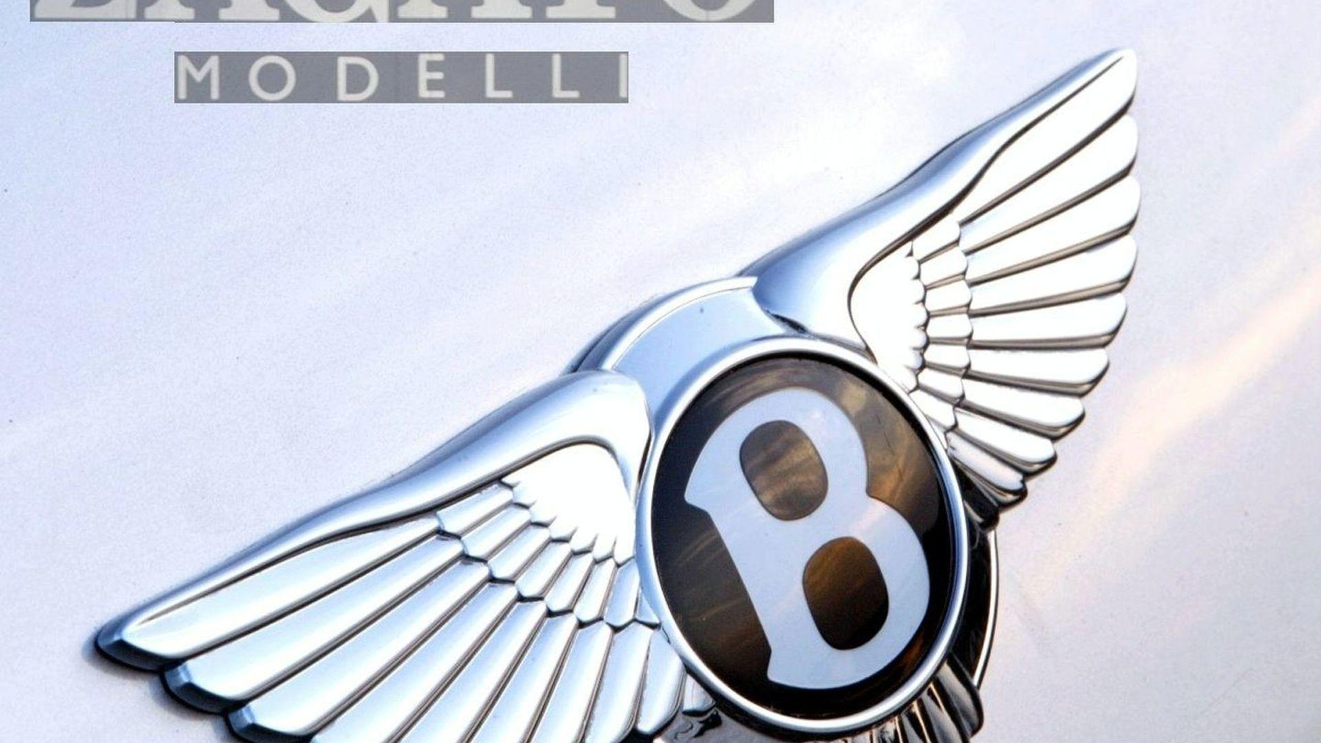 Zagato to Build Unique Bentley