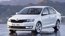 Skoda Rapid Coupe coming in 2014 - report
