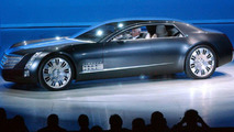 Cadillac Sixteen concept with Bob Lutz