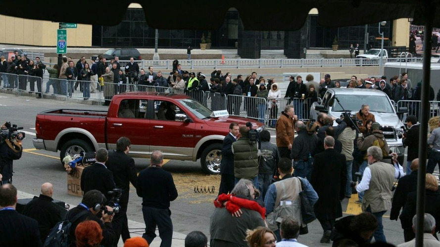 2009 Dodge Ram Unveiled at Detroit