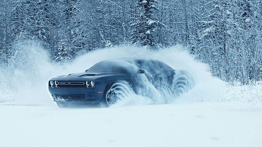 Dodge Challenger GT all-wheel-drive model debuts