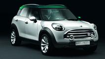 Mini Crossover Concept Revealed Ahead of Paris Unveiling Next Month