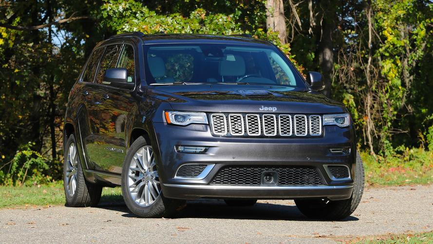Next Jeep Grand Cherokee might use Alfa Romeo Stelvio's platform