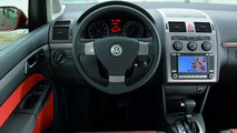 New VW CrossTouran