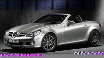 Mercedes SLK Class Special Edition 10 Model
