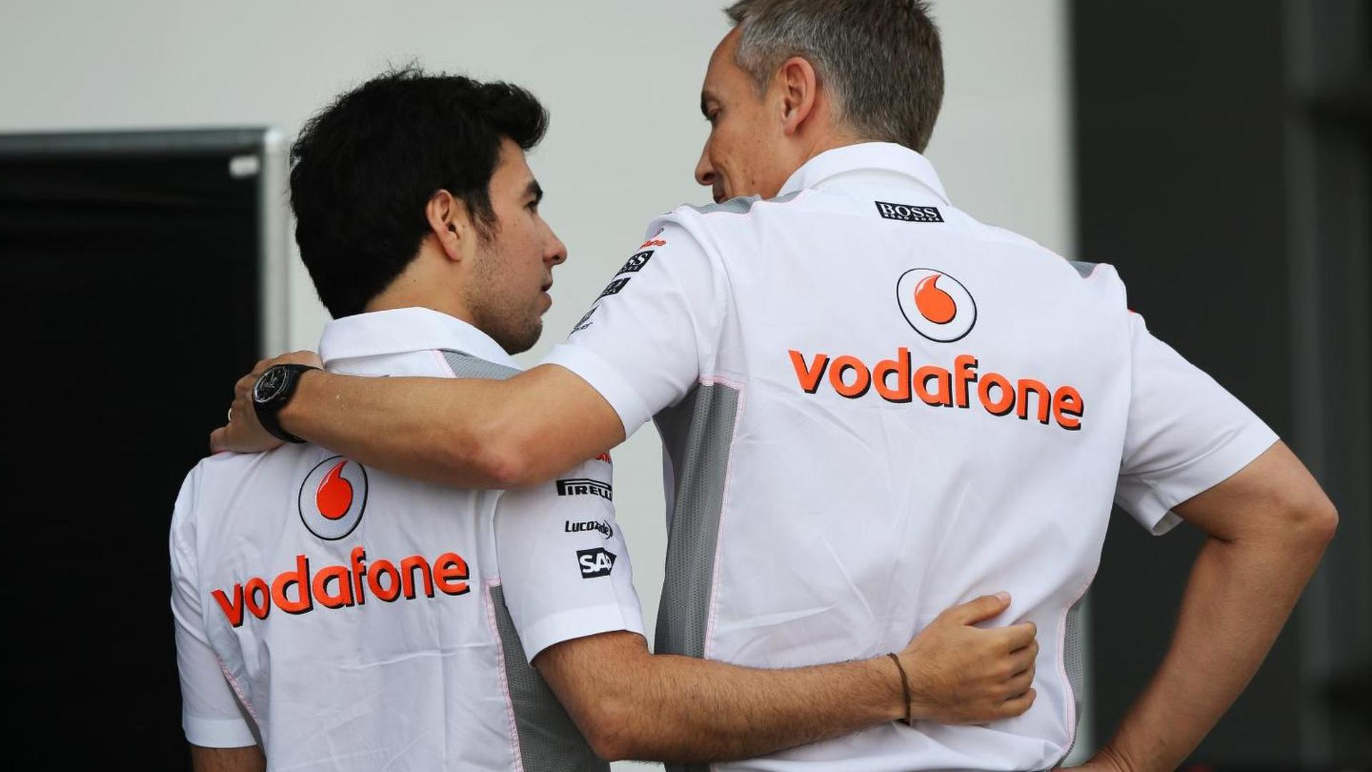 Whitmarsh helping Perez find 2014 seat