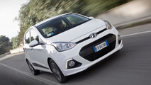 2014 Hyundai i10 pricing announced (UK)