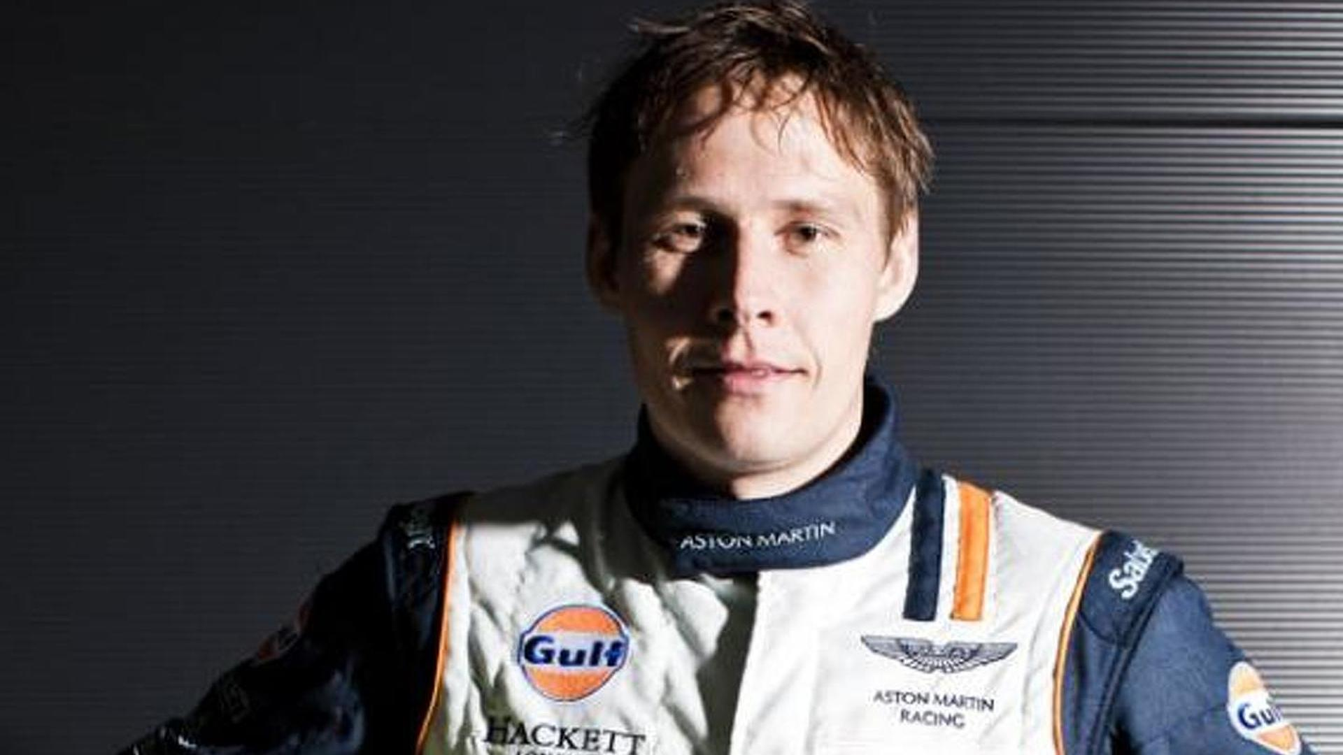 Aston Martin Racing driver Allan Simonsen killed at Le Mans