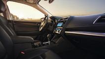 2015 Subaru Legacy blows into the Windy City