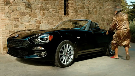 2017 Fiat 124 Spider replaces little blue pill in new ad