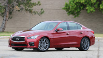 Review: 2016 Infiniti Q50 Red Sport 400