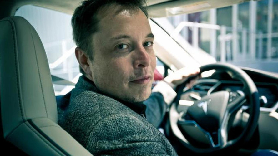 Tesla CEO says we've reached the limit of diesel and petrol engines