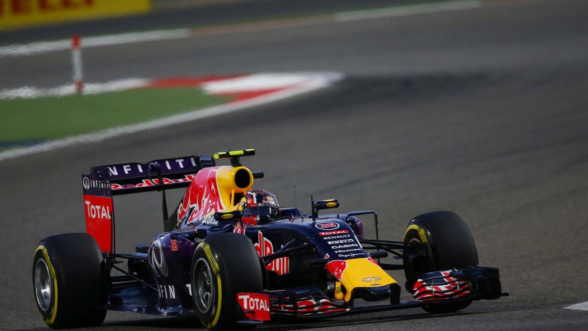 Second chance likely for struggling Kvyat