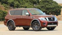 First Drive: 2017 Nissan Armada