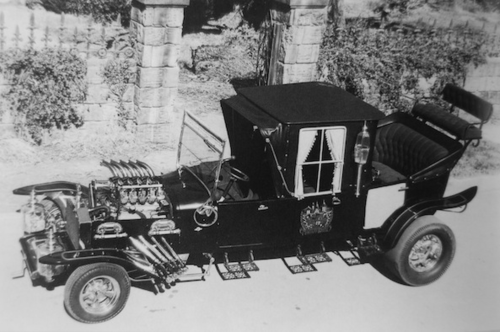 The Story of the Munster-Mobile