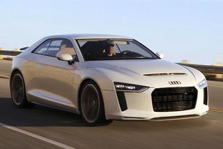 Audi Still Considering Sports Car Between TT and R8