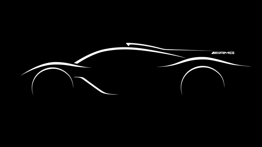 Mercedes-AMG hypercar will debut in Frankfurt