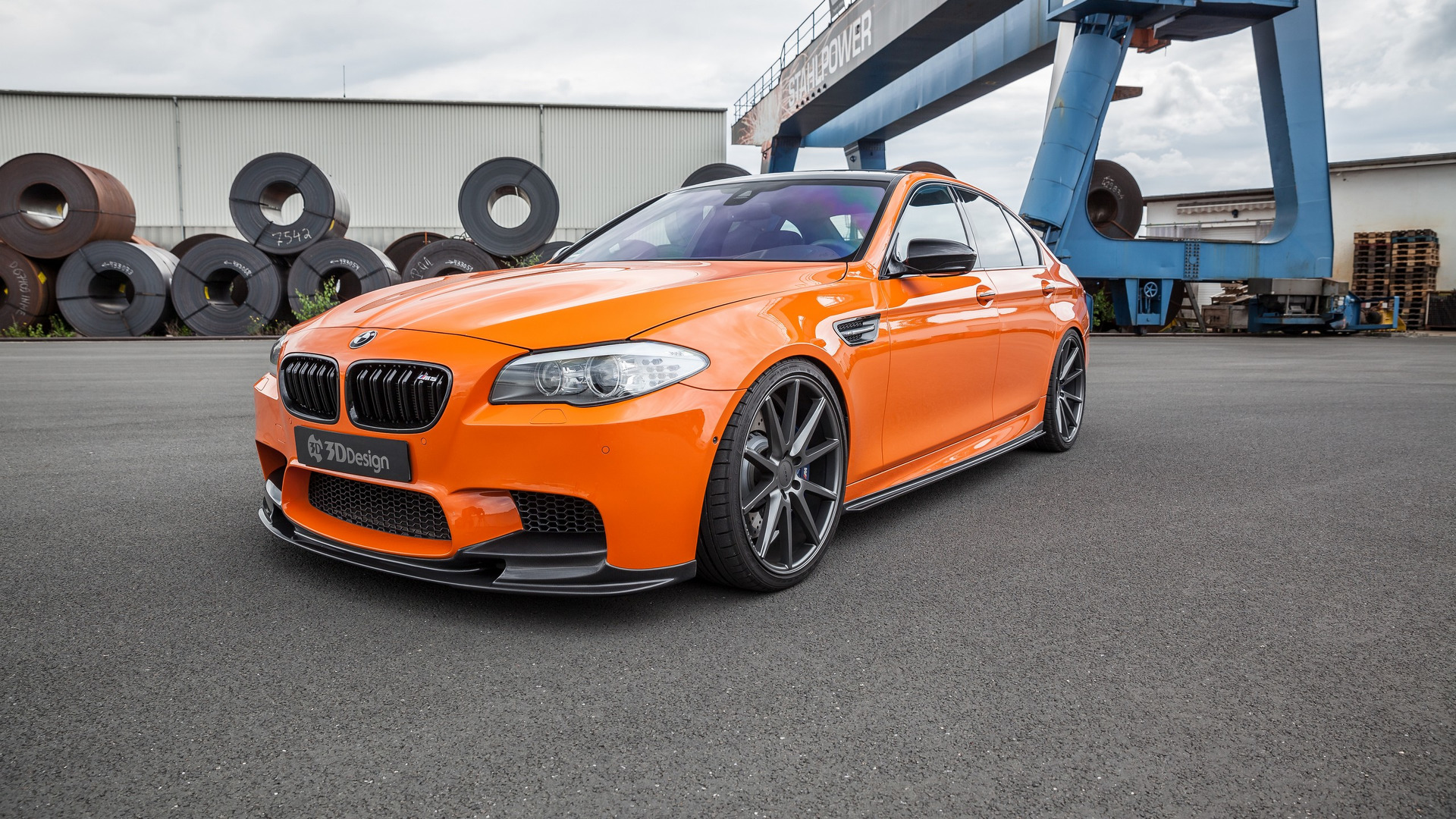 Tuner creates one of the most powerful BMW M5s in the world