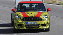 2018 Mini Countryman spy photos