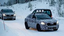 Audi Q2 spy photo