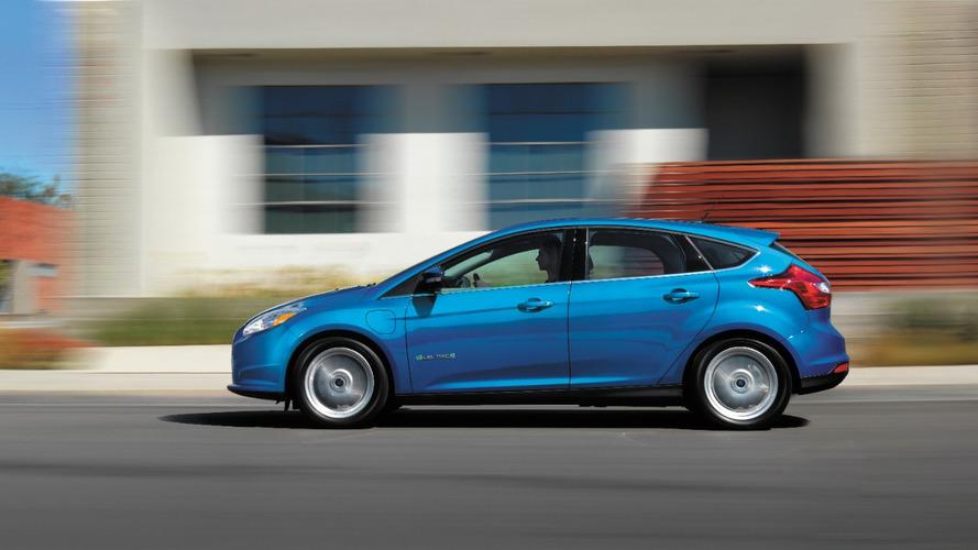 La Ford Focus électrique évolue en douceur