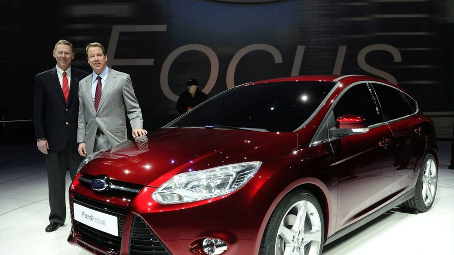 New Ford Focus Badged as Mercury Tracer Due in 2011