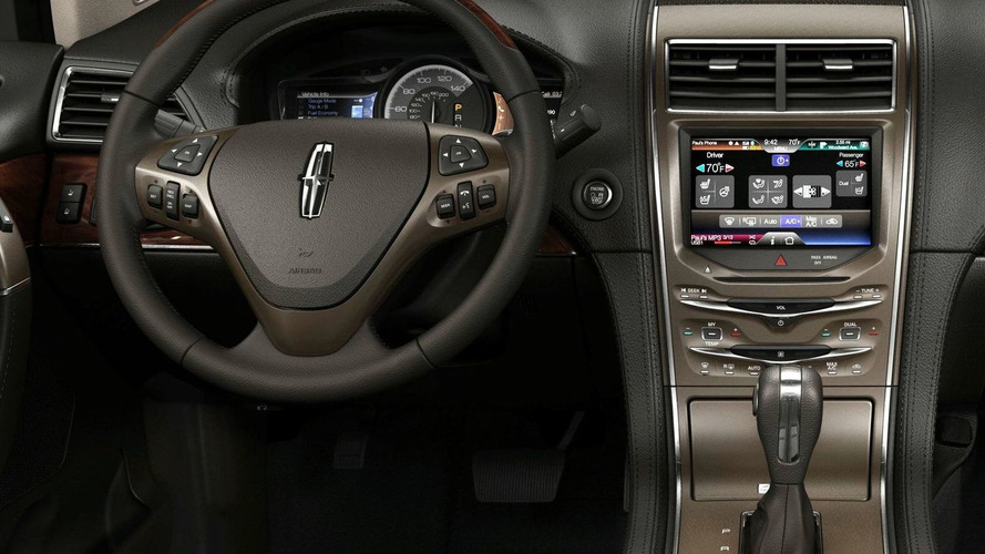 MyFord Touch Driver Connect System Revealed