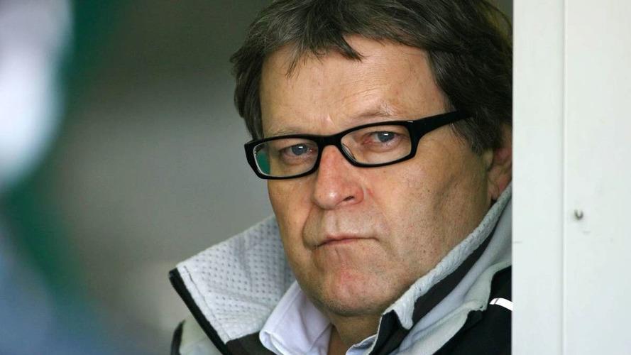 Haug returns to motor racing with DTM