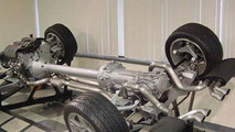Corvette Rolling Chassis