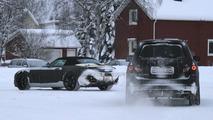 2012 Mercedes GL and SLS AMG Roadster - 1.14.2011