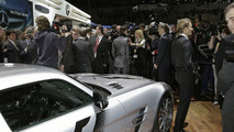 Mercedes SLS AMG F1 Safety Car at Geneva Motor Show