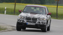 pre production 2011 BMW X3