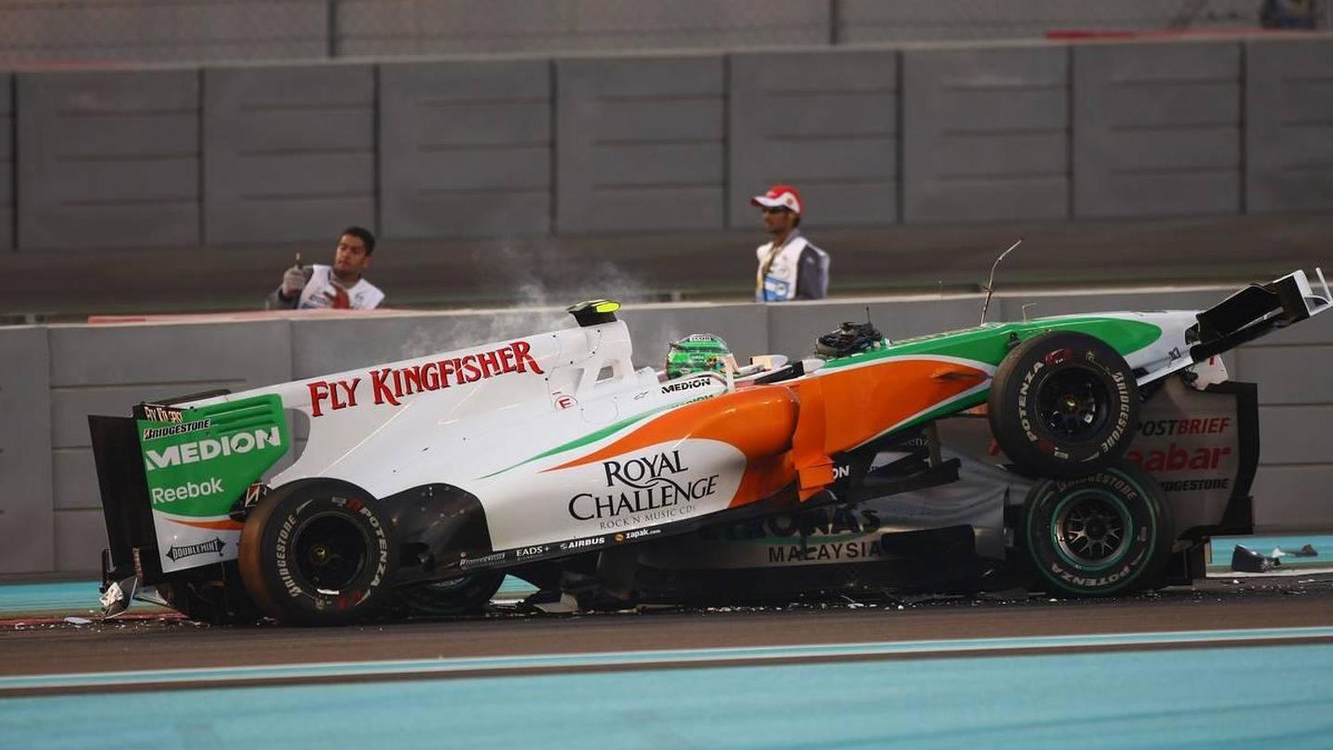 'Tragic ex-hero' Schumacher should retire again - Hakkinen