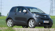Toyota iQ Range Extended with 98bhp 1.33 Dual VVT-i Engine