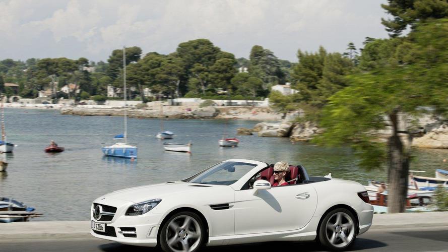 Mercedes-Benz introduces the SLK 250 CDI