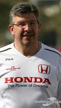 Ross Brawn Team Principal, Honda Racing F1 Team