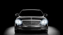 2016 Mercedes E-Class teased yet again, seems familiar