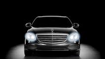 2016 Mercedes E Class teased yet again, seems familiar