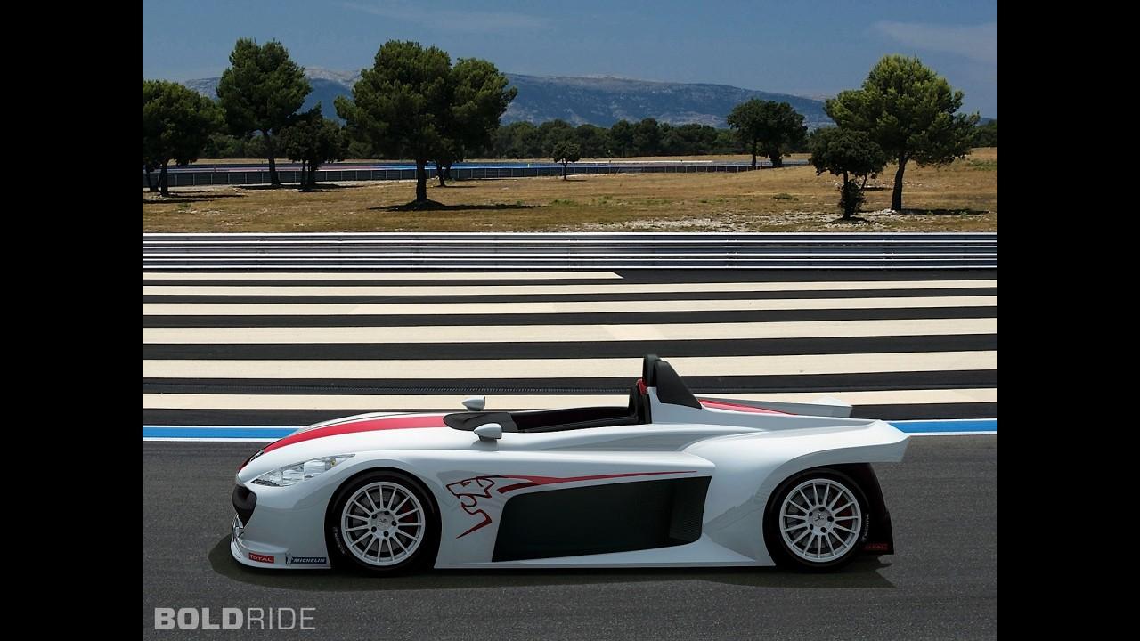 Peugeot 207 Spider Concept