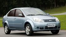 Ford Ka Sedan/Ikon