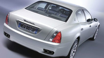 Maserati Quattroporte Automatic Launched