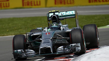 Rosberg keeps Monaco momentum with Montreal pole