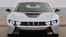 BMW i8 with different fascia / oppositelock