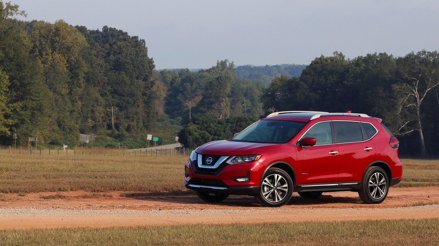 2017 Nissan Rogue Hybrid First Drive