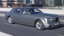Rolls-Royce celebrates 10 years of Phantom production