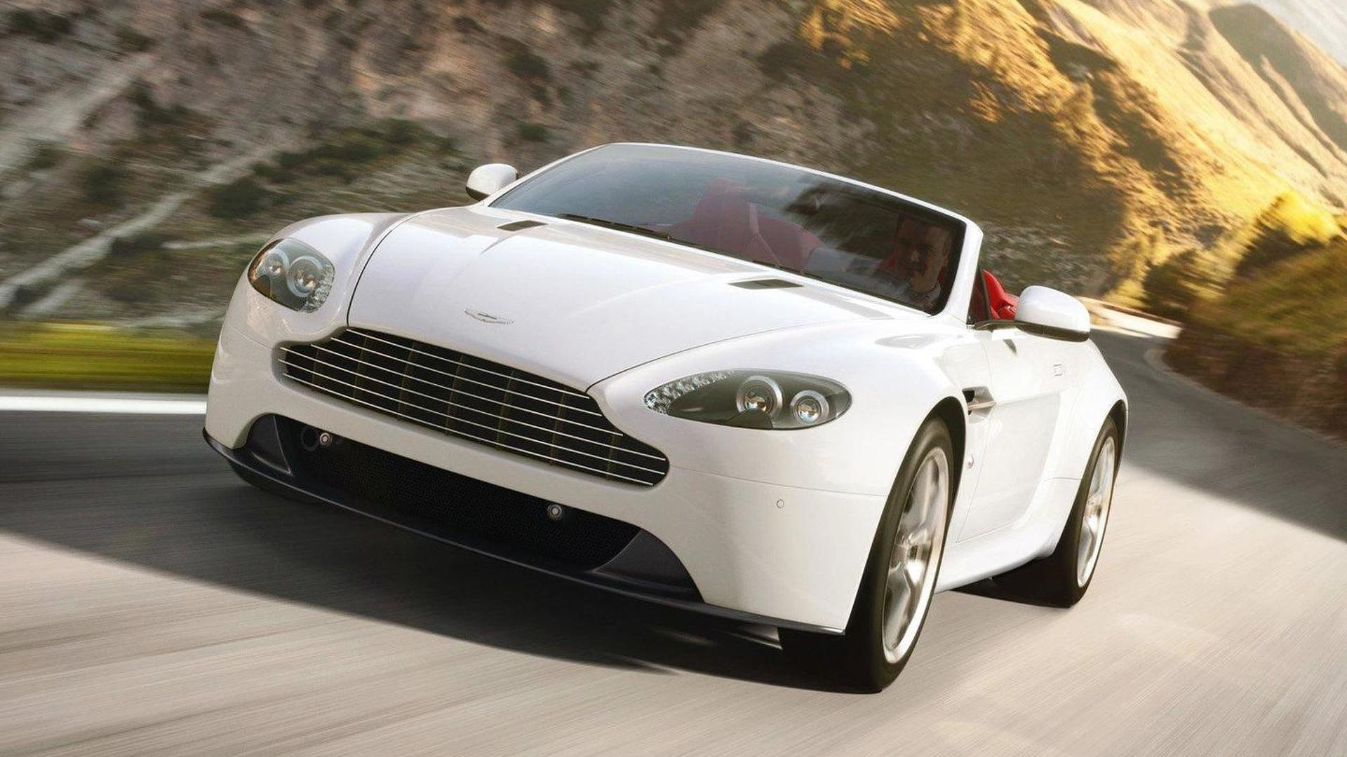AMG-powered Aston Martins three to four years off - report