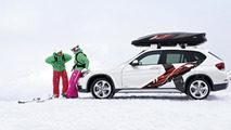BMW X1 Edition Powder Ride